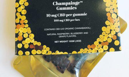 Champainge CBD Gummies