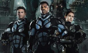 Blazed Blerd (Black Nerd) Groovy Movie - Pacific Rim: Uprising