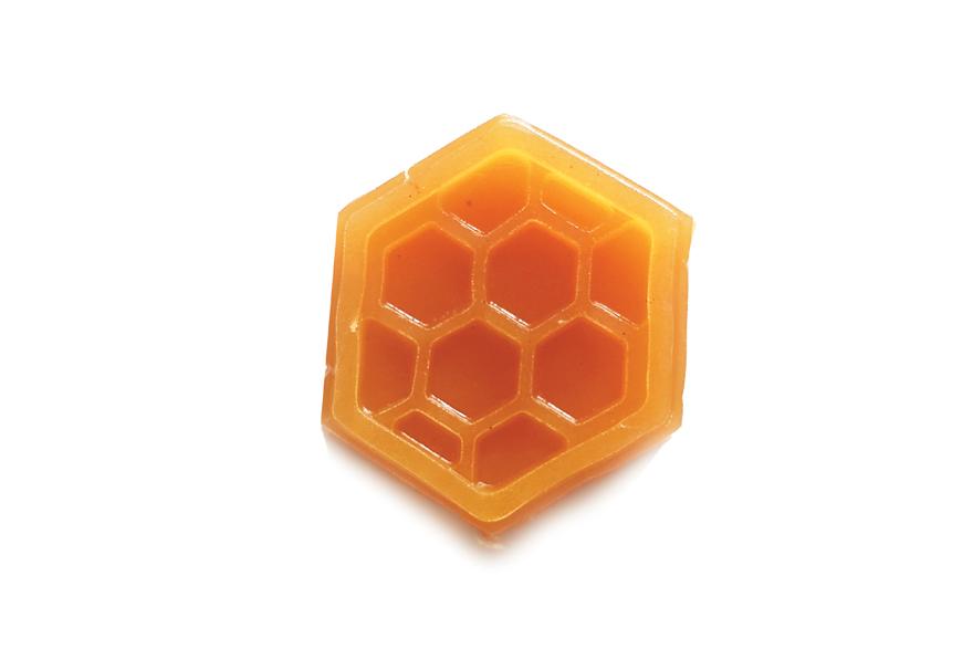 High Mountain Raw Honey Gummies