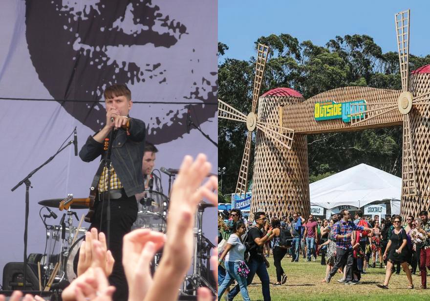 Outsidelands Festival Gets Cannabis Event Permit in San Francisco - Golden Gate Park