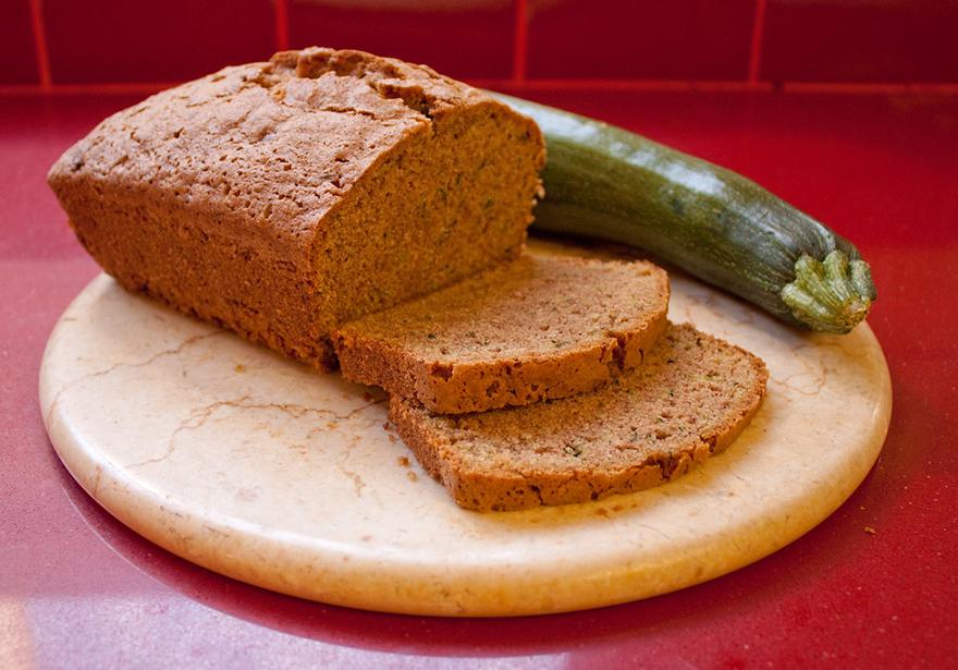 Edibles Magazine Recipe Zucchini Bread