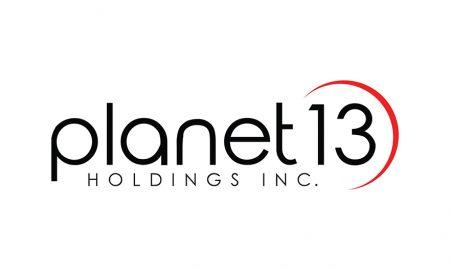 Pot Stocks and Stocked Pots Planet 13 Holdings Logo
